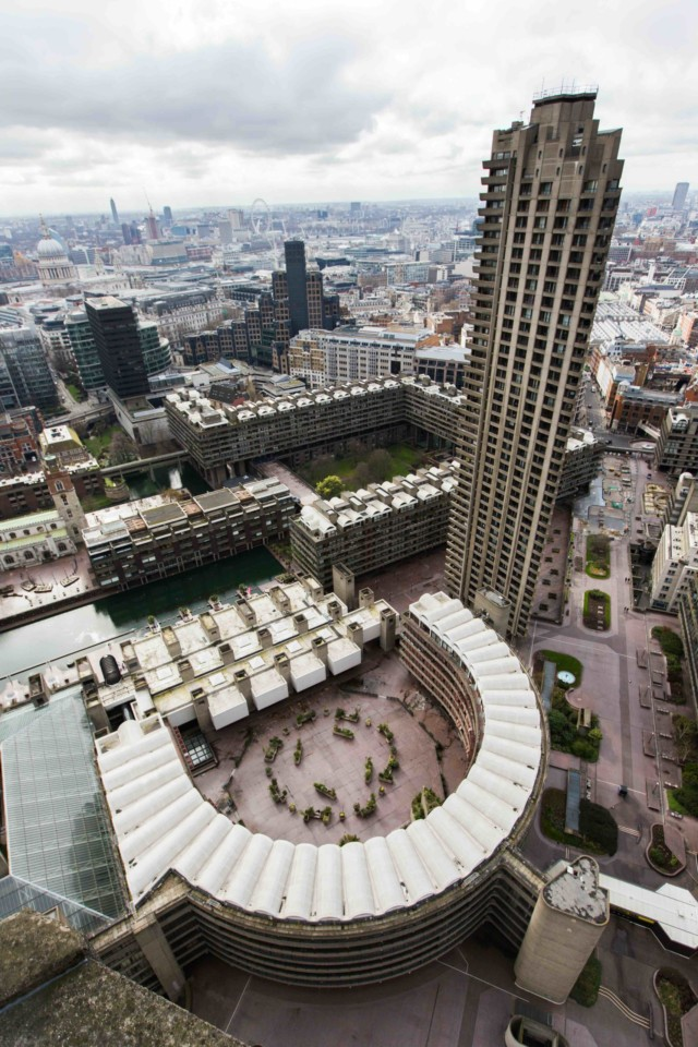 New spaces help Barbican Business Events achieve best year to date