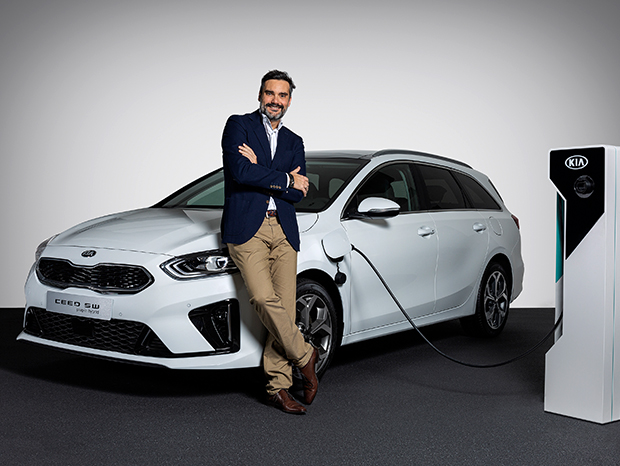 Carlos Lahoz new Marketing Director at KIA Motors Europe