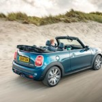 Open-top driving with the new MINI Sidewalk Convertible