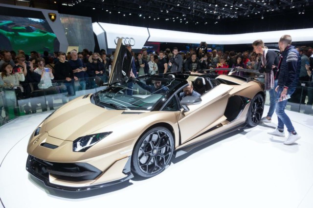 The Geneva International Motor Show is cancelled