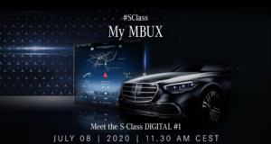 Meet the new S-Class digital