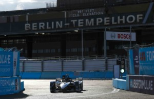 Mercedes-Benz EQ Formula E Team kicks off final week in Berlin with double points-scoring finish