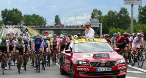 Škoda Auto Official Main Partner of the Tour de France