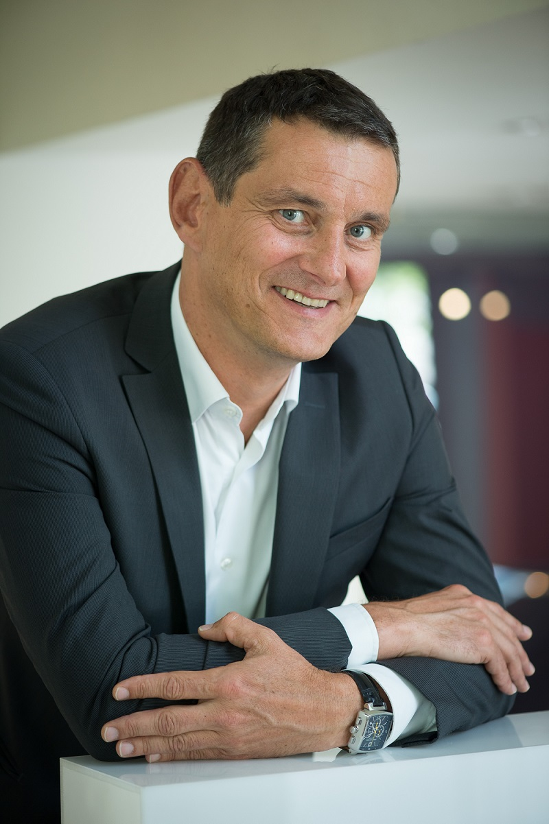 Jérôme Micheron is appointed Peugeot Product Director